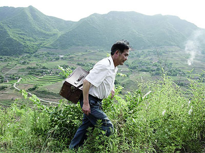 王煥云:為鄉村艾滋病人護航